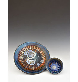 Stellar Art Pottery Small Chip-n-Dip
