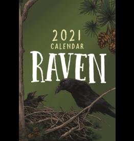 Raven Calendar Raven Calendar - 2021