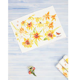 April Cornell Black Eyed Susan Placemat