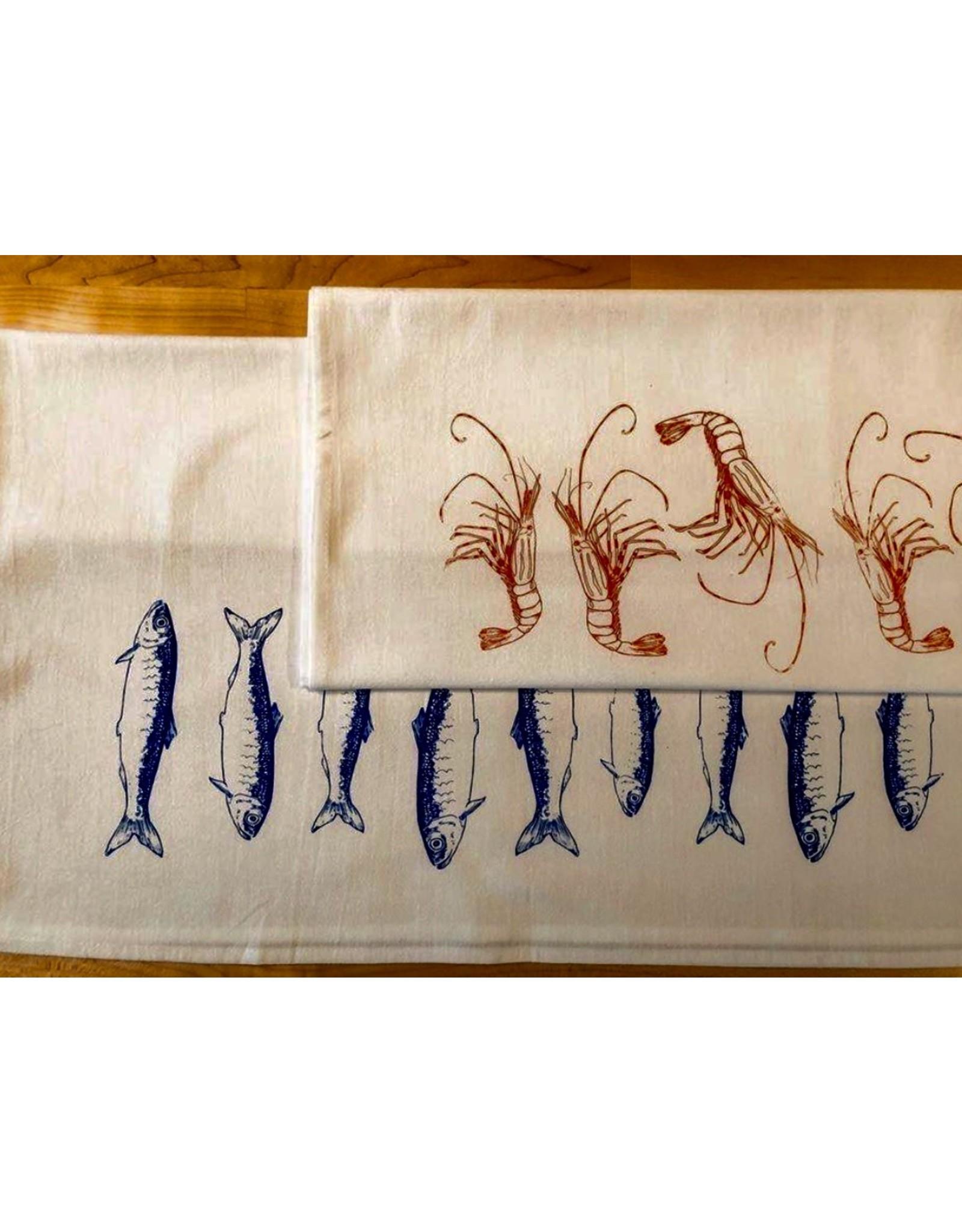 Frost + Fur Frost + Fur Floursack Towels