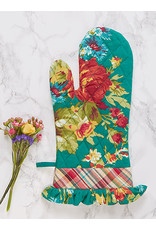 April Cornell April Cornell Cottage Rose OVM Teal