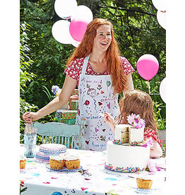April Cornell Happy Birthday Apron