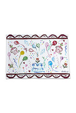 April Cornell April Cornell Happy Birthday Placemats