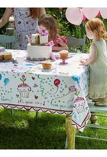 April Cornell April Cornell Happy Birthday Tablecloth 54x54