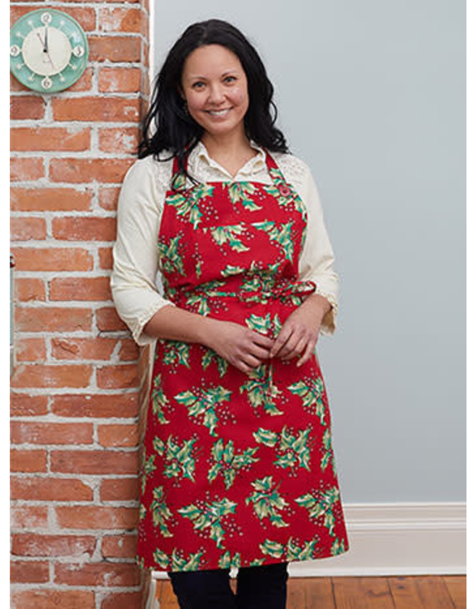 April Cornell April Cornell Holly Apron