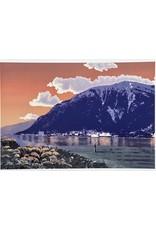 Alice Tersteeg Mt. Juneau (art card) | Alice Tersteeg