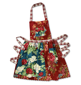 April Cornell Jewel Patchwork Apron