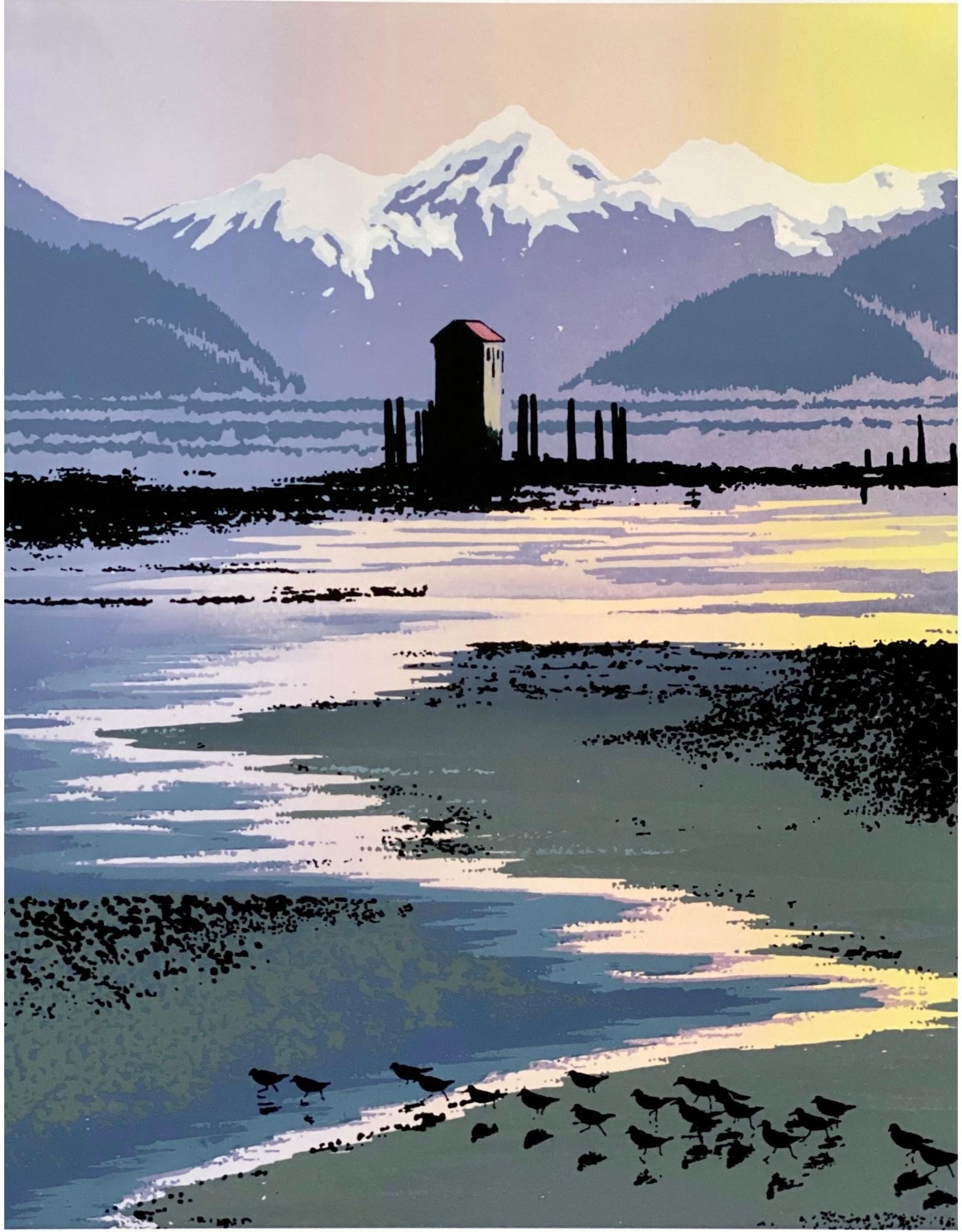 Alice Tersteeg Treadwell Saltwater Pumphouse (art card)    Alice Tersteeg