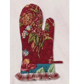 April Cornell Jewel Patchwork Oven Mitt