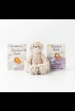 Slumberkins Slumber Sloth Snuggler Kin Relaxation   Slumberkins