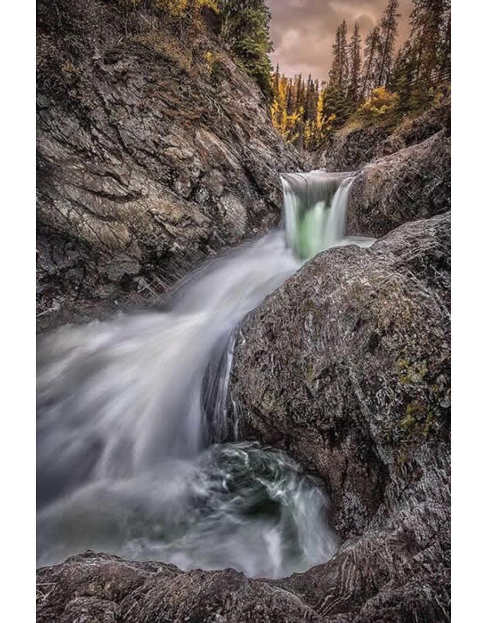 """Frank Lynn Pierce Frank Lynn Pierce """"Emerald Flow"""""""