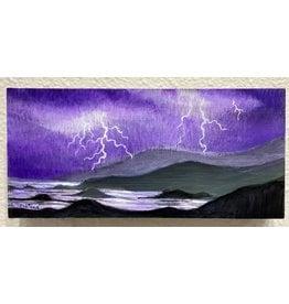 Alice Tersteeg Lightning (original)