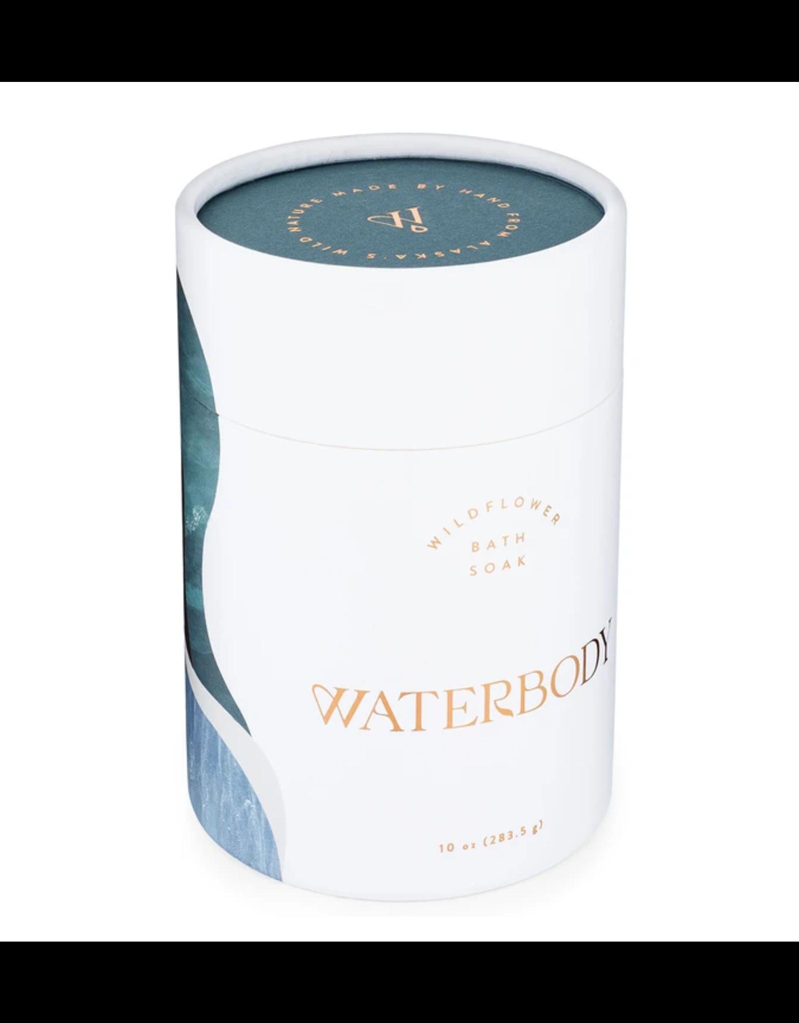 Waterbody Wildflower Bath Soak   Waterbody