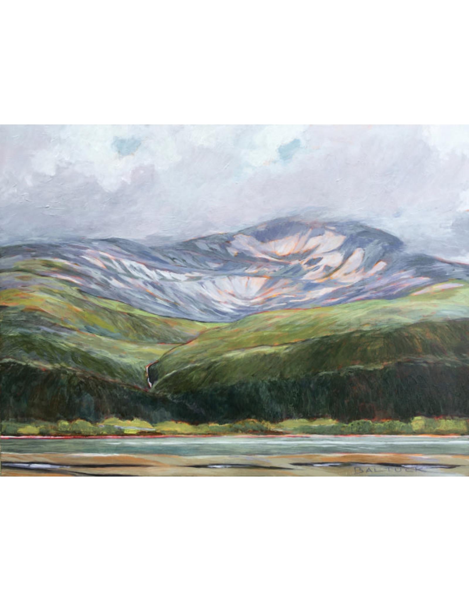 Constance Baltuck Snow Basin (original) | Constance Baltuck
