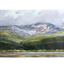 Constance Baltuck Snow Basin (original)