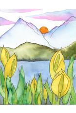 "Elevate Art Studio ""Spring into Summer"" Kelsey Fagan Card Pack"