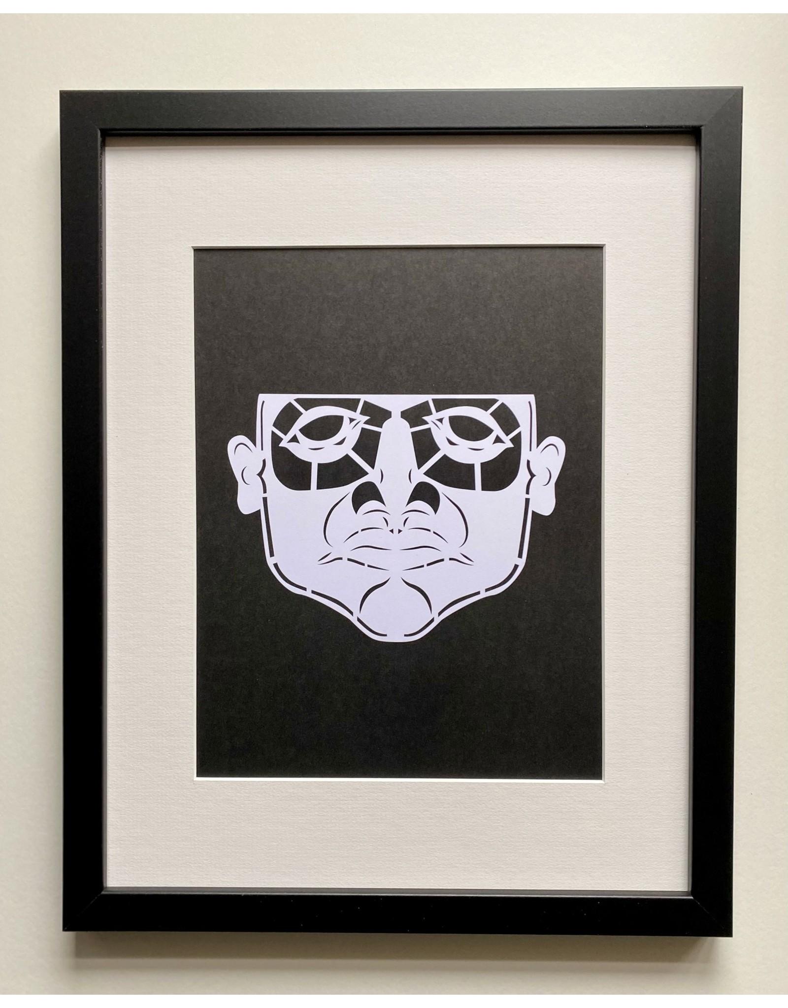 Archie Cavanaugh Face | Archie Cavanaugh, Jr.