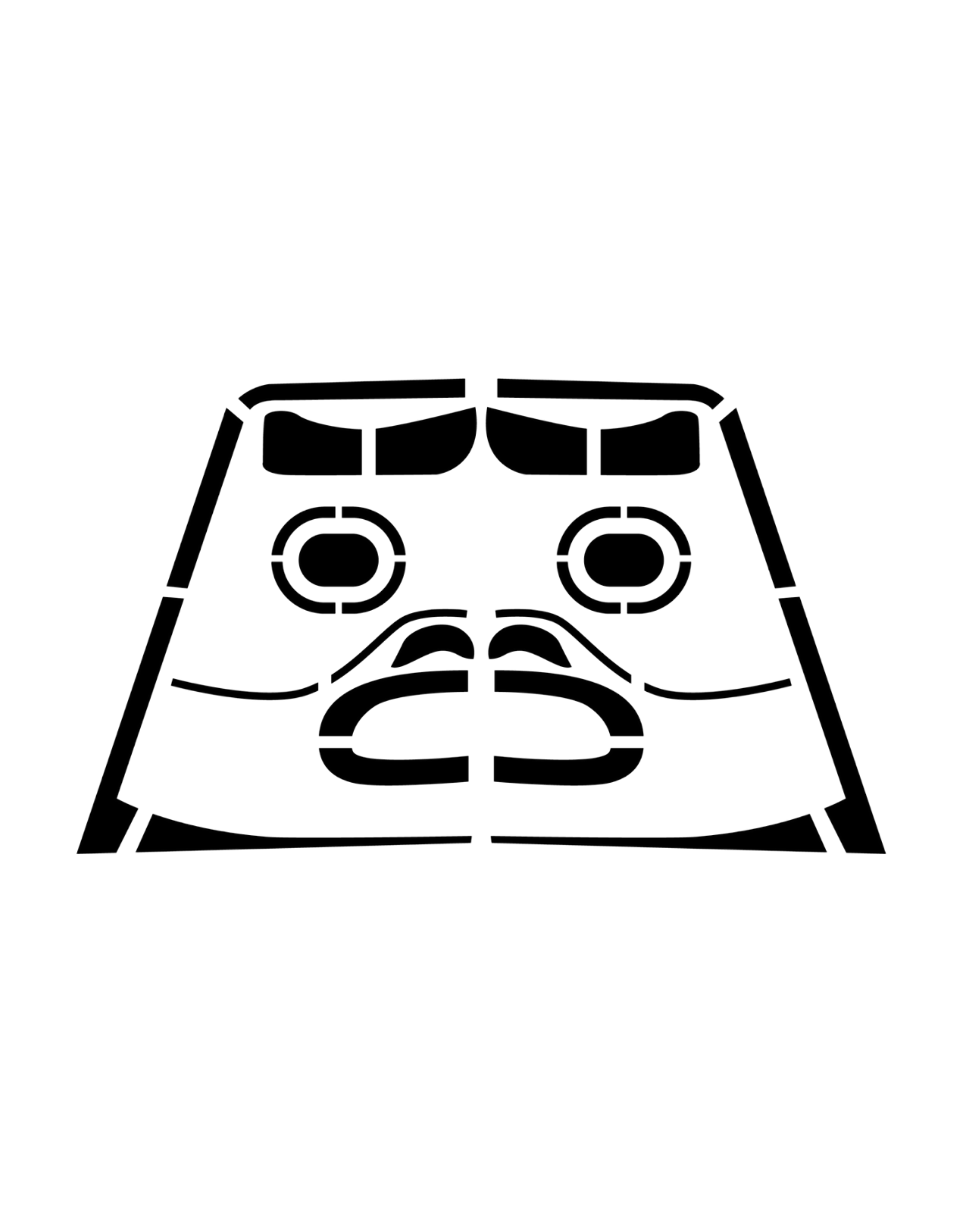 Archie Cavanaugh Totem | Archie Cavanaugh, Jr.