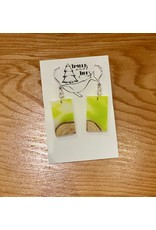 Timber and Tides Timber & Tides Resin & Christmas Tree Earrings 21-29