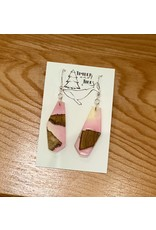 Timber and Tides Resin & Cherry Earrings (21-36) | Timber & Tides