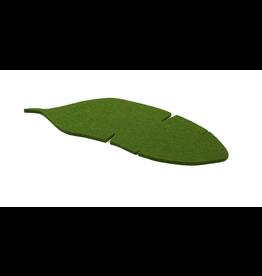 Graf Lantz Botanical Trivet Banana Leaf Loden (Green)