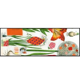 Smilow + Mathiesen Orange Botanical Runner