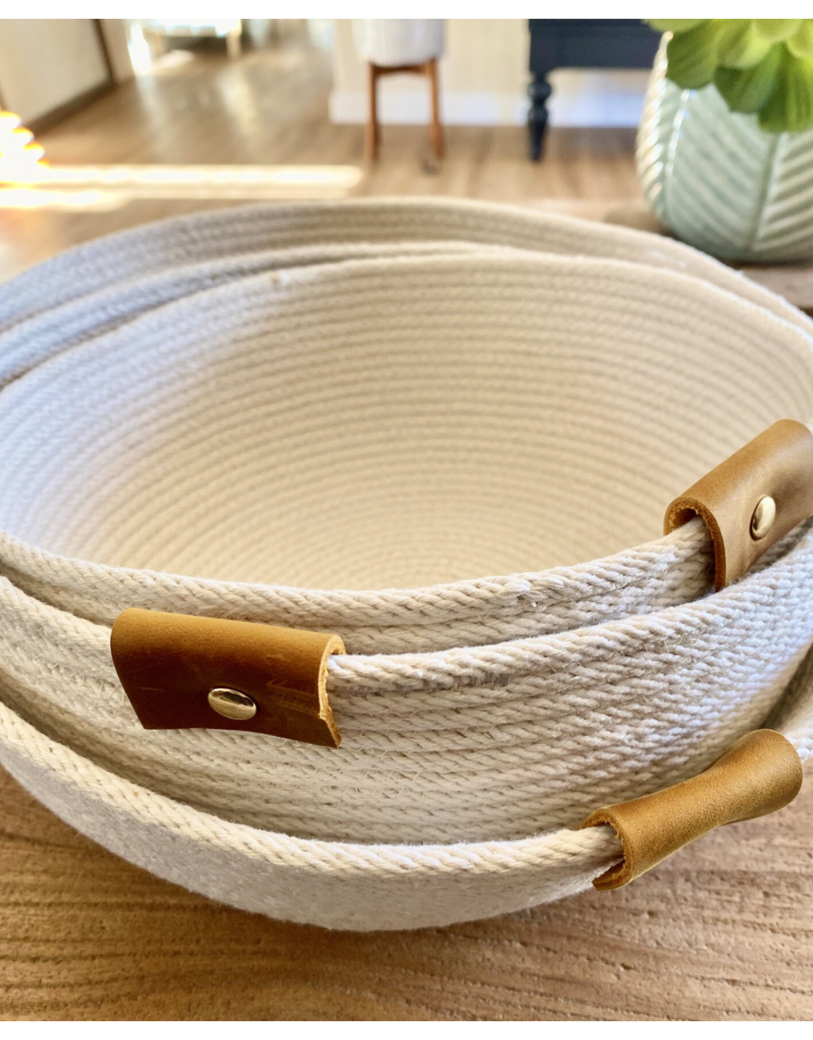 Printworthy Arts Coil Basket | Macy Possenti