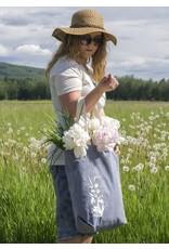 Printworthy Arts Wildflowers Tote Bag | Macy Possenti