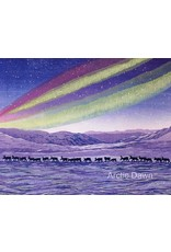 "DogwoodStudioAlaska ""Arctic Dawn"" | Yumi Kawaguchi"