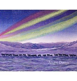 "DogwoodStudioAlaska ""Arctic Dawn"""