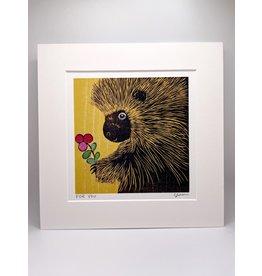"DogwoodStudioAlaska ""For You"" (Porcupine)"