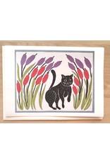 "DogwoodStudioAlaska ""Cat-tail"" Yumi Kawaguchi #5"