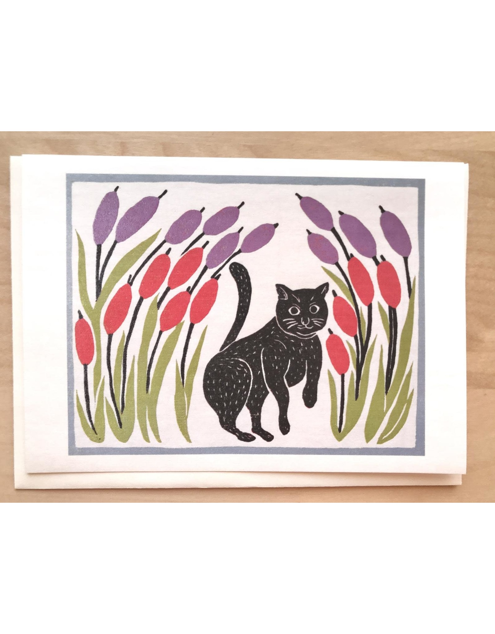 DogwoodStudioAlaska Cat-tail | Yumi Kawaguchi