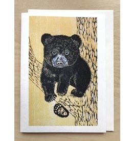 """DogwoodStudioAlaska """"Black Bear Cub"""""""