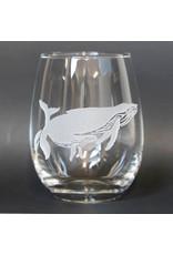 Brecht Studio Stemless Wine Glass   Brecht Studio