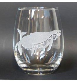 Brecht Studio Stemless Wine Glass