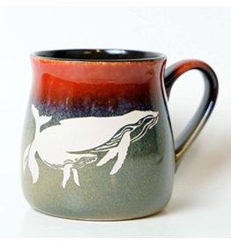 Brecht Studio Bistro Mug (humpbacks)