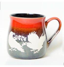 Brecht Studio Bistro Mug (ravens)