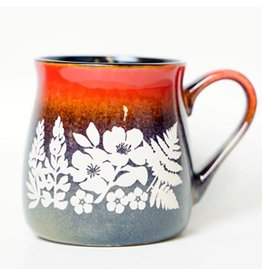 Brecht Studio Bistro Mug (wildflowers)