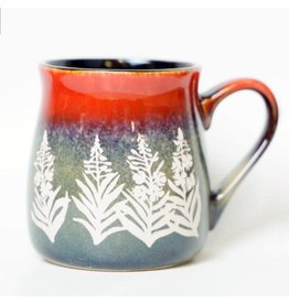 Brecht Studio Bistro Mug (fireweed)