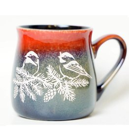 Brecht Studio Bistro Mug (chickadee)