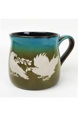 Brecht Studio Bistro Mug (ravens) | Brecht Studio
