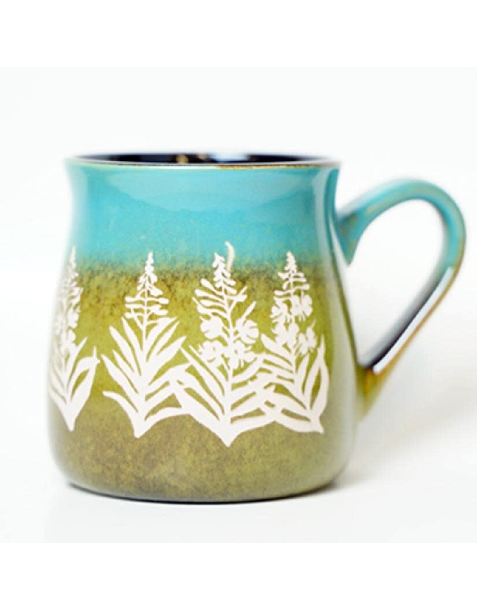 Brecht Studio Bistro Mug (fireweed) | Brecht Studio