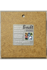 Brecht Studio Tile Trivet (blueberry meadow) | Brecht Studio