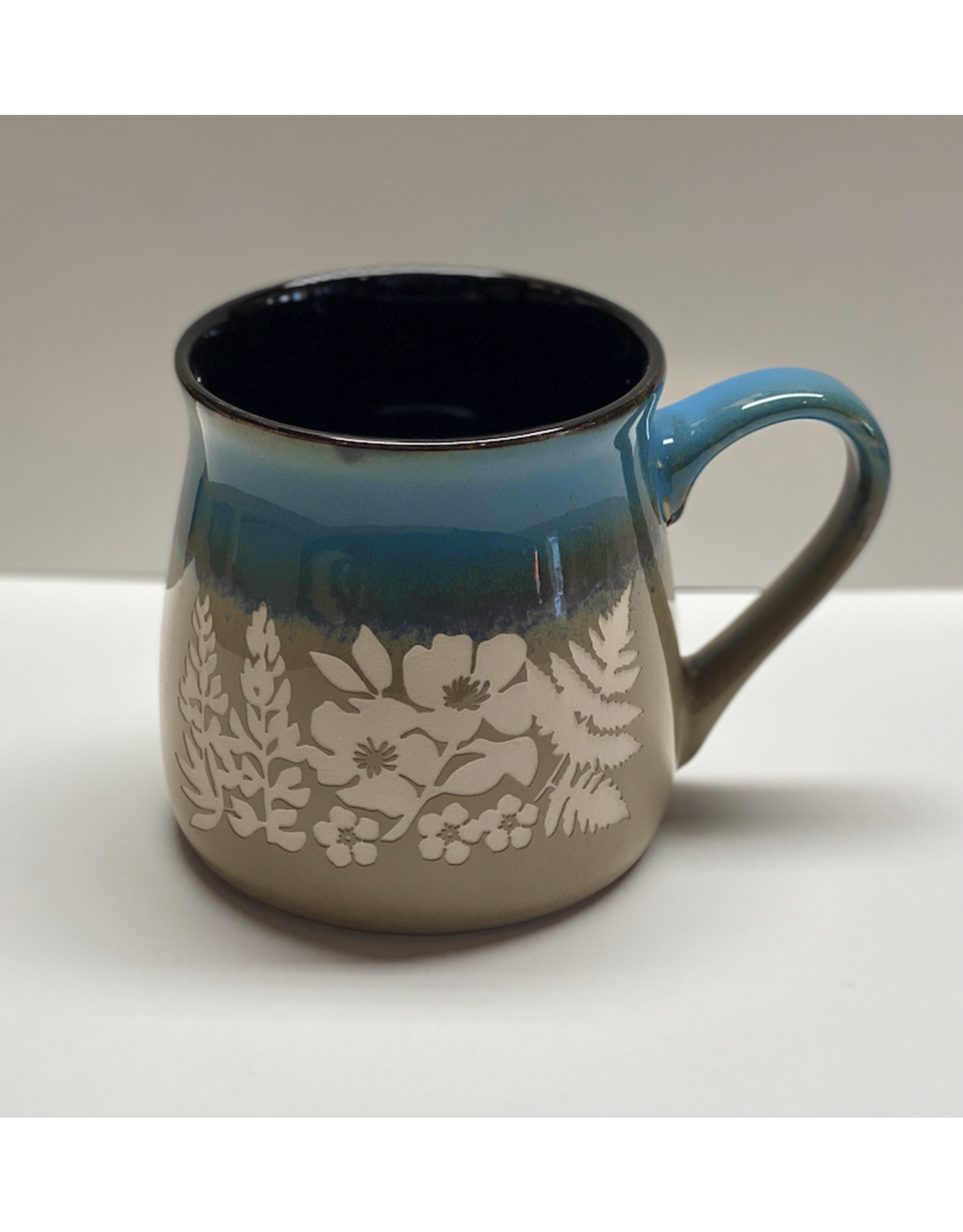 Brecht Studio Bistro Mug (wildflowers) | Brecht Studio