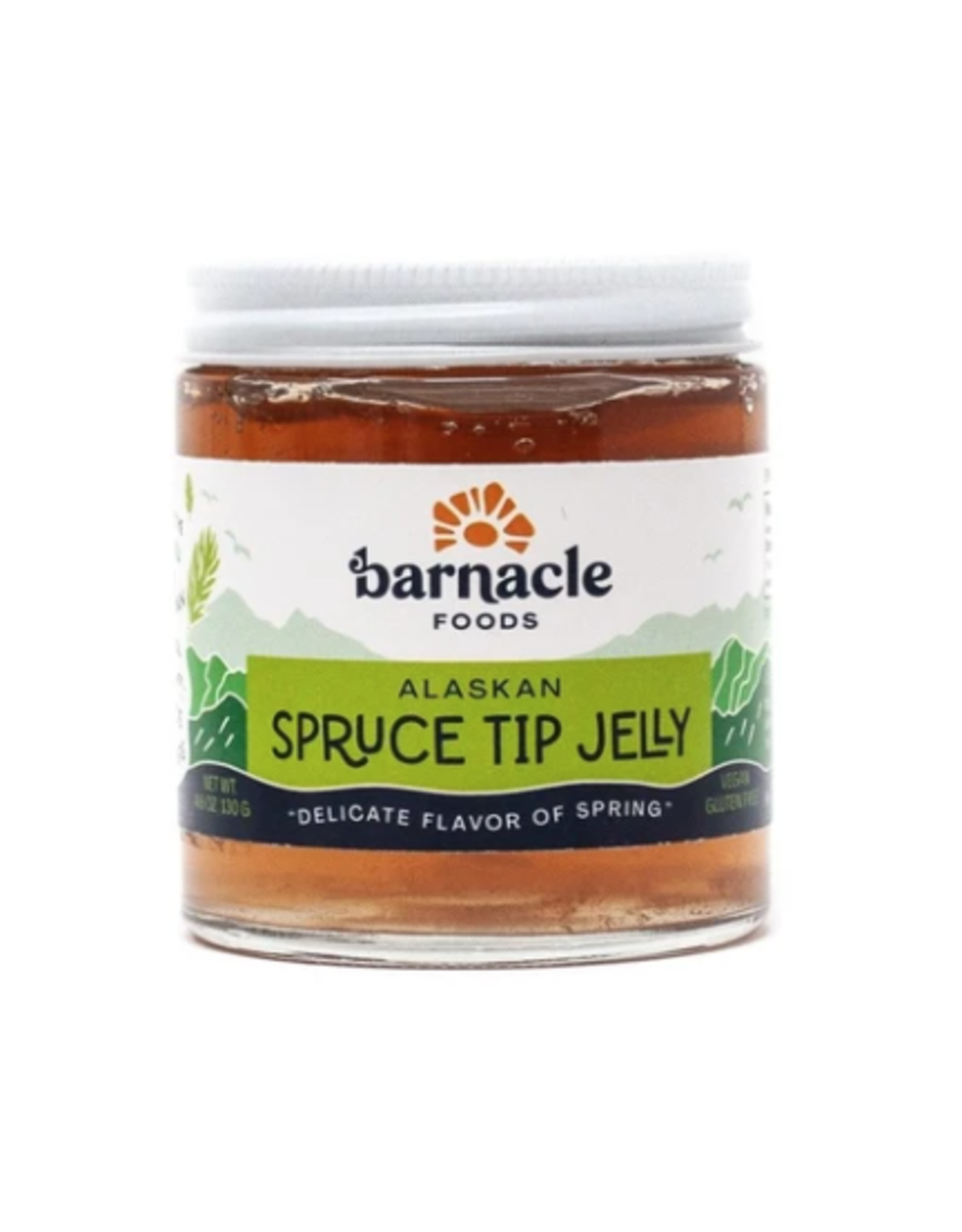 Barnacle Foods Spruce Tip Jelly | Barnacle Foods