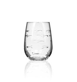 Rolf Glass Stemless Wine