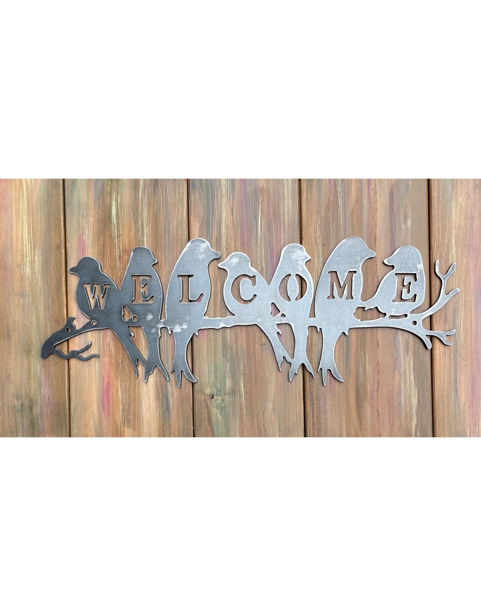 Kyle Hommel Welcome Sign | Kyle Hommel