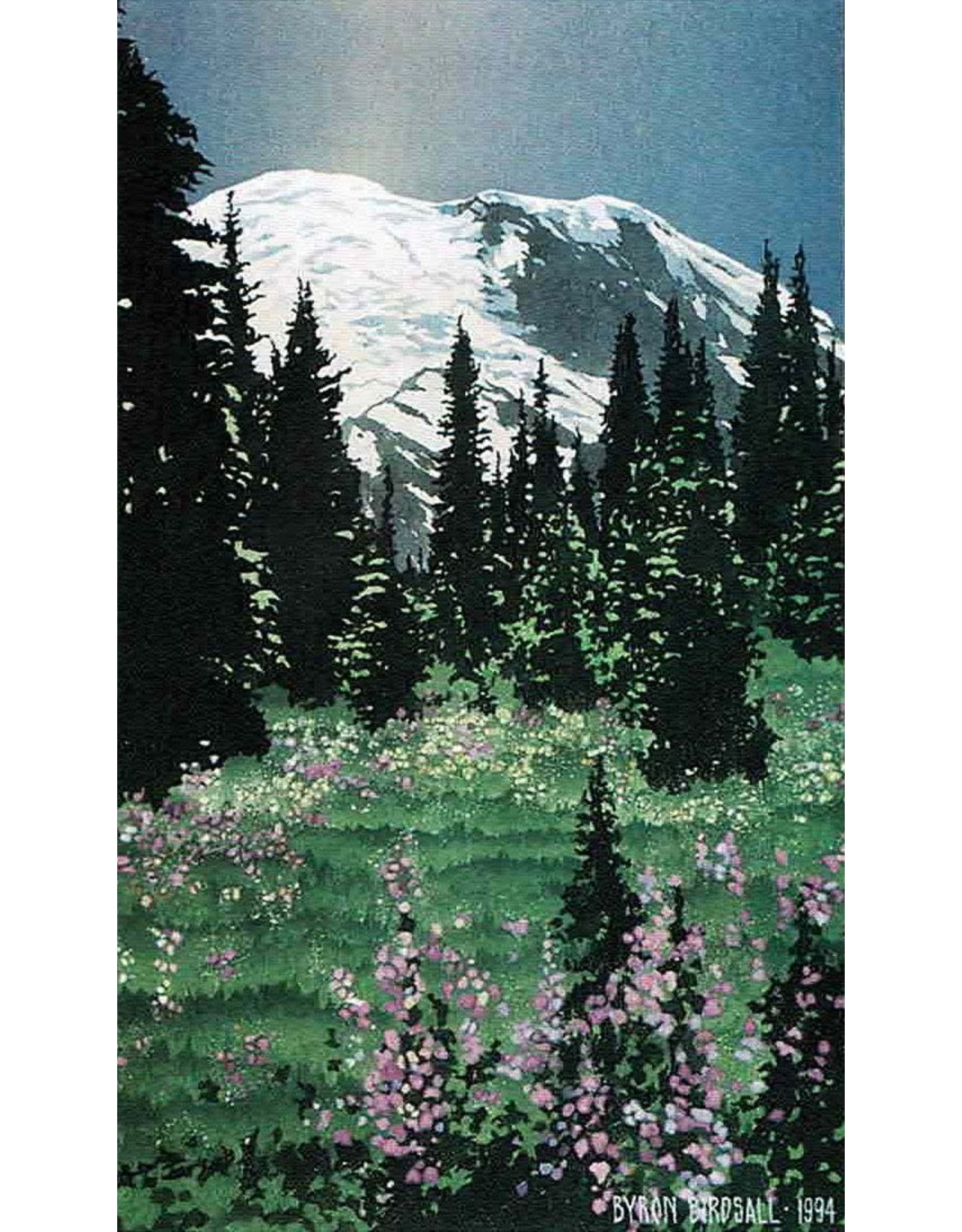 Byron Birdsall Alpine Meadow | Byron Birdsall