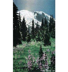 Byron Birdsall Alpine Meadow